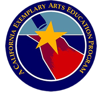 Exemplary Arts Education Program logo