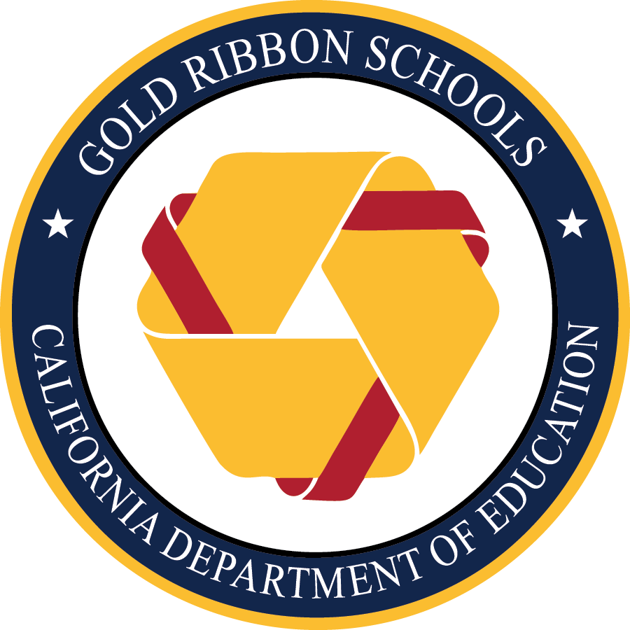 Gold Ribbon School icon