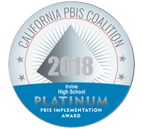 PBIS  Implementation Award