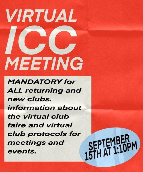 ICC Meetin 2020