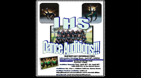 2021-22 Dance Auditions