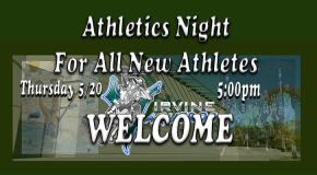 Welcome to IHS Athletics Night