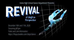 Revival - Virtual Dance Show