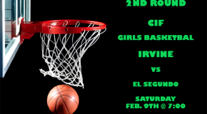 Girls Basketball 2nd Rnd CIF