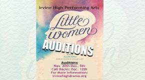Little Women Auditions