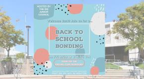 Virtual Back to School Bonding