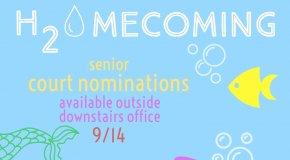 Homecoming Nominations