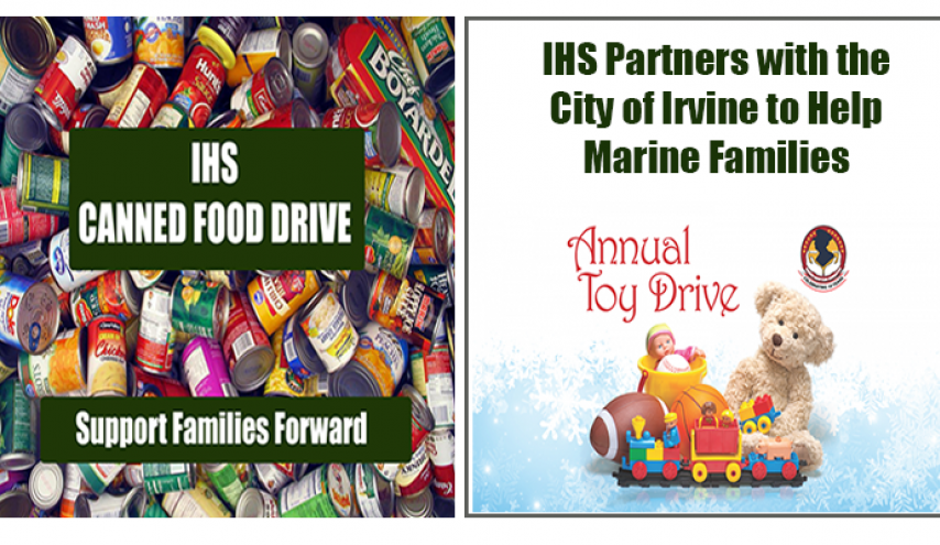 Canned Food and Toy Drive