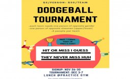 Dodgeball 2018
