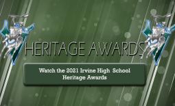 2021 IHS Heritage Awards
