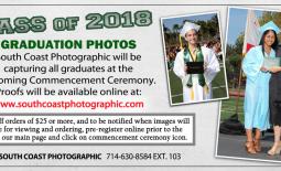 Graduation Photos Info Banner