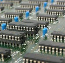 motherboard microchips