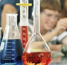 science flasks