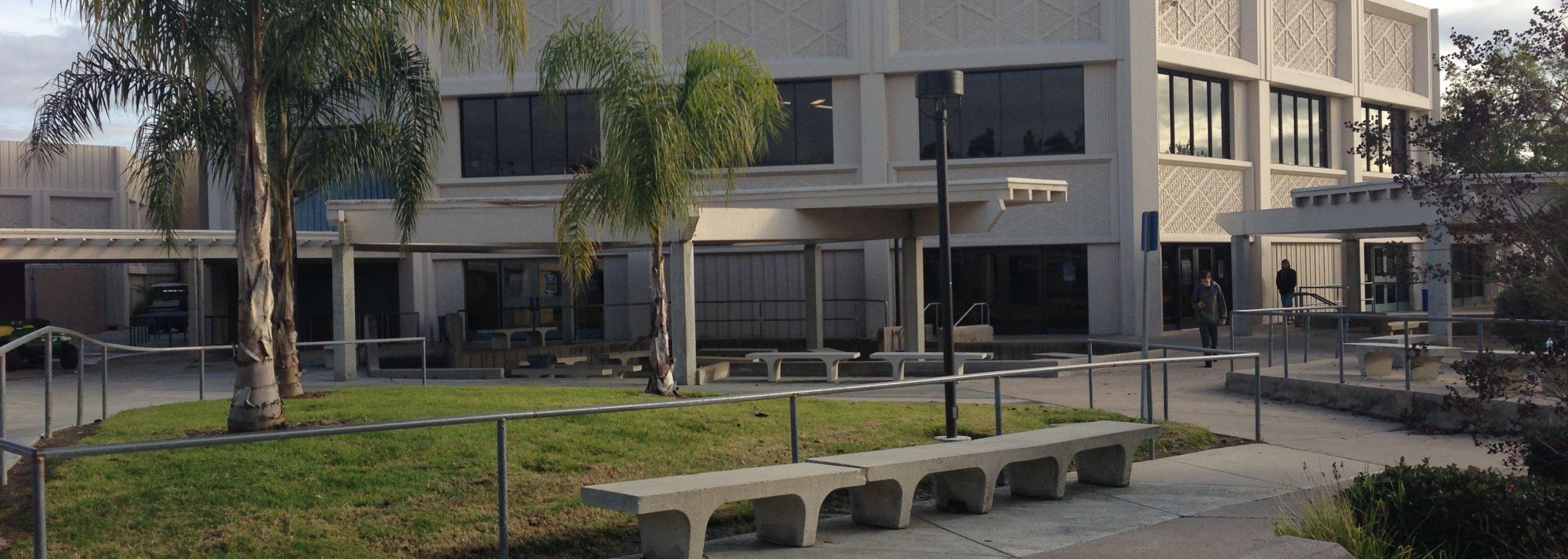 Irvine High Campus