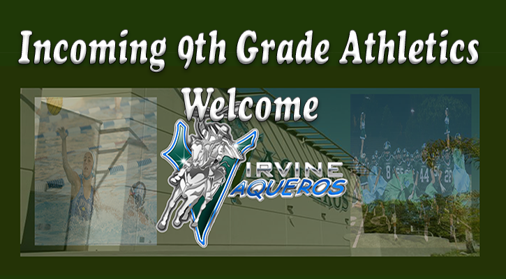 Incoming 9th Grade Athletics